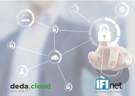 Un'altra tappa del nostro percorso di sviluppo: Deda Cloud annuncia l'accordo per l'acquisizione di IFInet