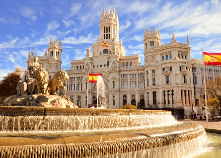 La città di Madrid sarà più verde grazie a un'azienda italiana