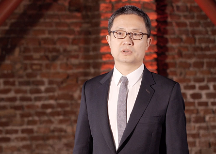 Richard Chen, Business Development Director di D1M